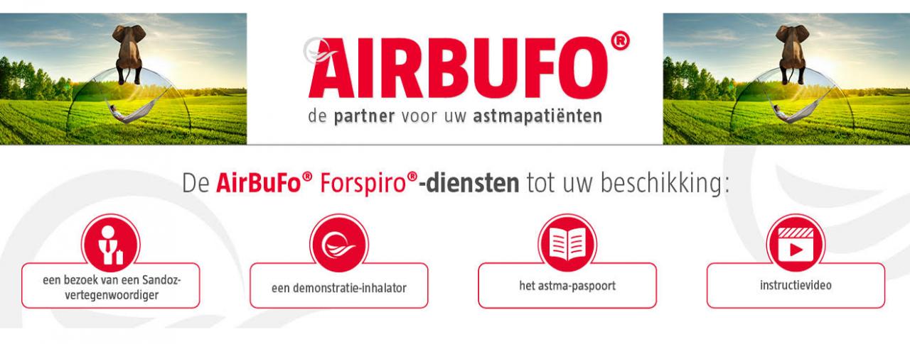Airbufo Diensten